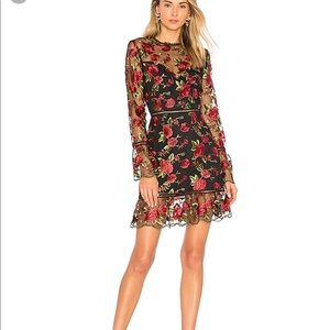 Revolve saylor Allyson dress